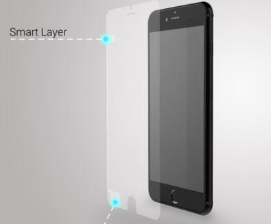 Планка дисплея iPhone 6 будет иметь кнопку «Назад»