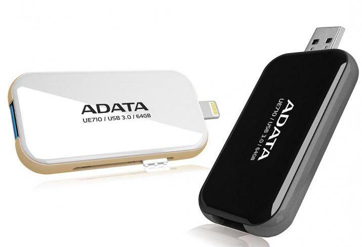 Новые продукты ADATA