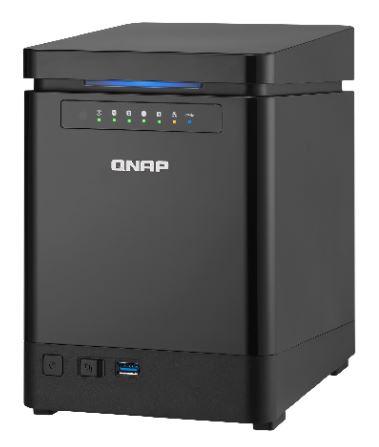 QNAP представили NAS TS-453 mini