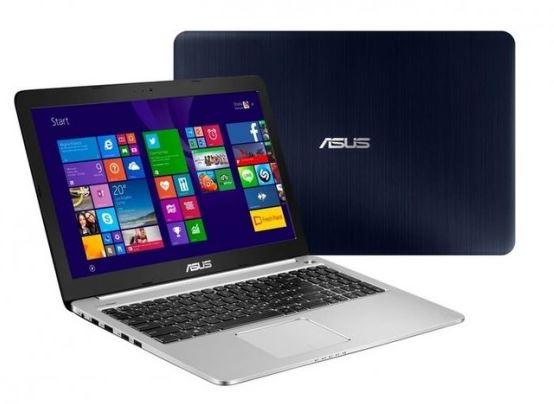 Компания Asus представили новые модели ноутбуков: K401 и K501