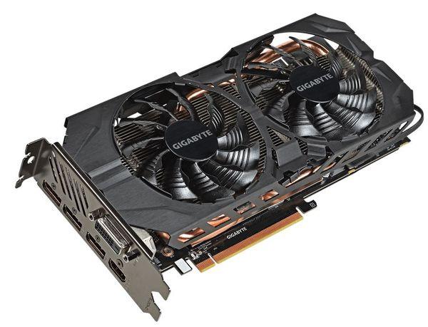 Gigabyte выпускает видеокарты WindForce 2X Radeon R9 390
