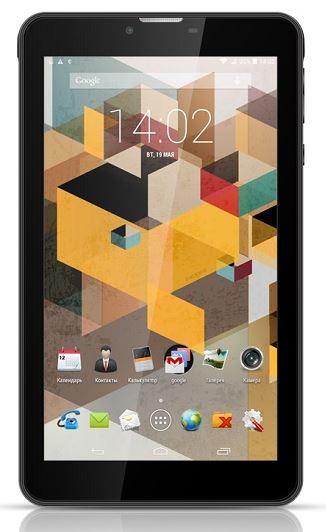 Алкотел анонсировали недорогой планшетный ПК teXet X-pad RAPID 7.1 4G.