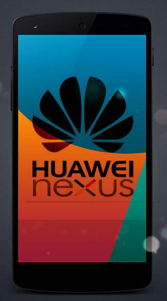 Компании Google и Huawei собираются осенью выпустить новый смартфон Nexus.