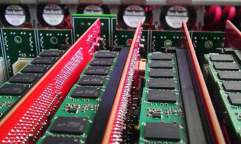 Компания «Рикор» проводит модернизацию предприятия для производства серверов