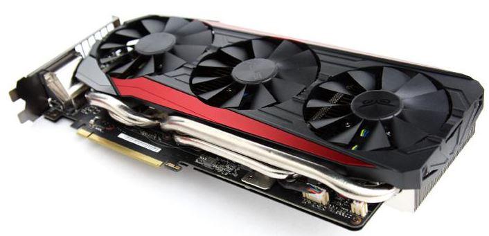 Скоро появится видеокарта Asus GeForce GTX 980 Ti STRIX