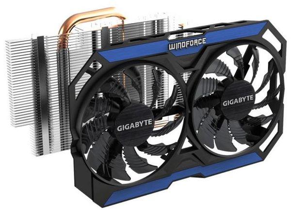 Gigabyte выпустили видеокарту GeForce GTX 960