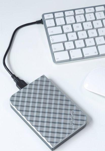Новый портативный жесткий диск Store 'n' Go SuperSpeed от компании Verbatim