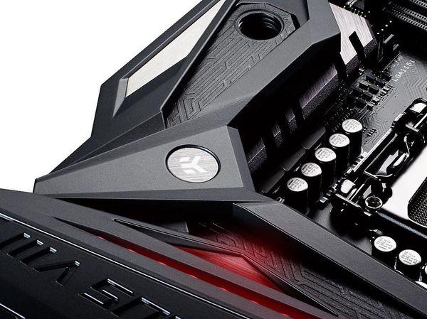 Новые материнские платы: Asus ROG Maximus VIII Formula и BIOSTAR серии Racing