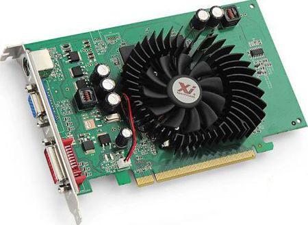 Видеокарта MSI NX8500GT-TD256E