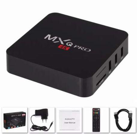 Приставка Android TV BOX MXQ PRO Amlogic S905