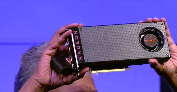 AMD Radeon RX 480: результаты в SteamVR и проблемы с потреблением энергии