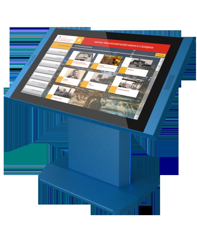 Интерактивный стол – где применяется и в чём плюсы?