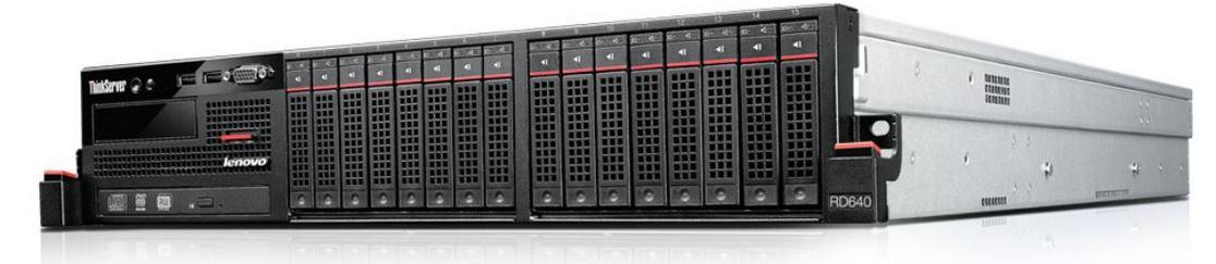 Компания Леново будет поставлять серверы для Майкрософт