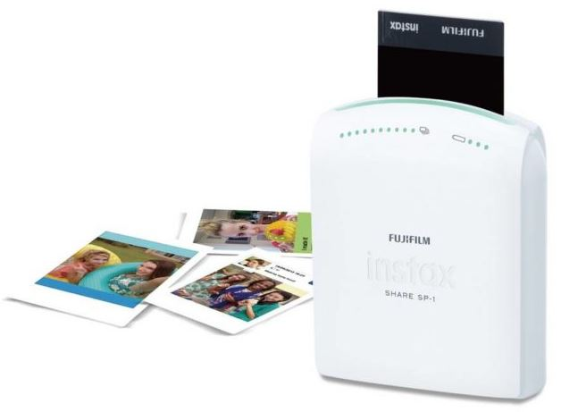 Компания Fujifilm представили Instax Share SP-2 ─ фотопринтер для смартфонов