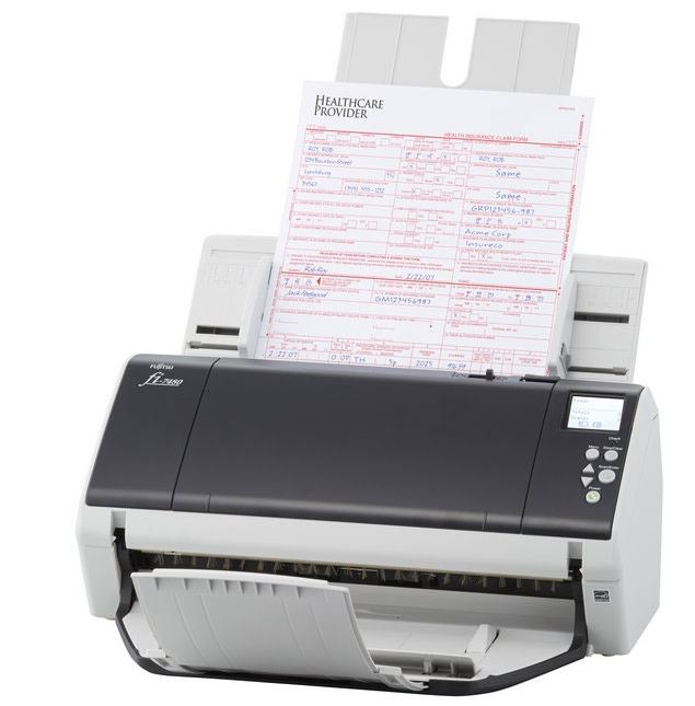 Сканер Fujitsu