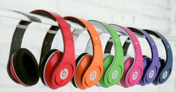 Что представляют собой наушники Beats?