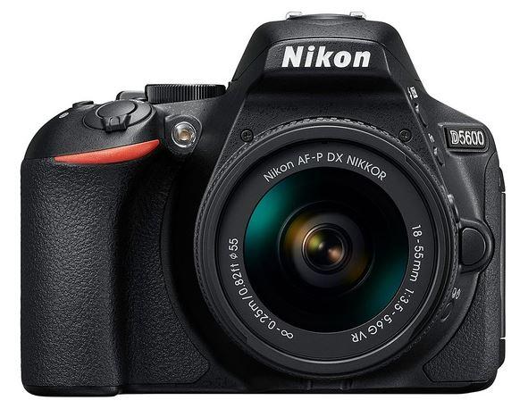 Nikon анонсировали любительскую зеркальную камеру D5600