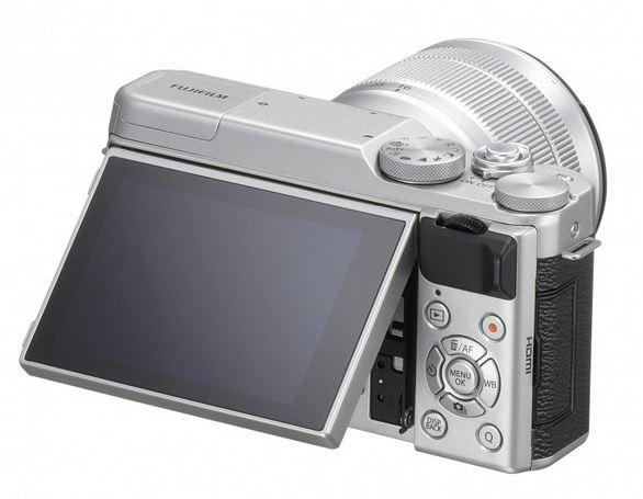 Fujifilm представили фотоаппарат X-A10