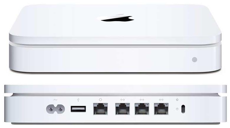 Агентство Bloomberg сообщает, что Apple прекращает выпуск беспроводных роутеров