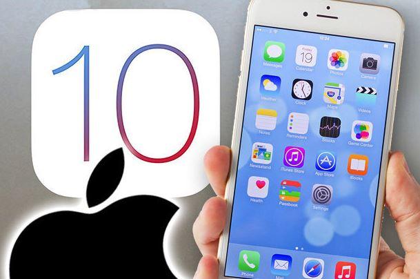 Операционная система Apple iOS 10 работает на ¾ устройств этой компании