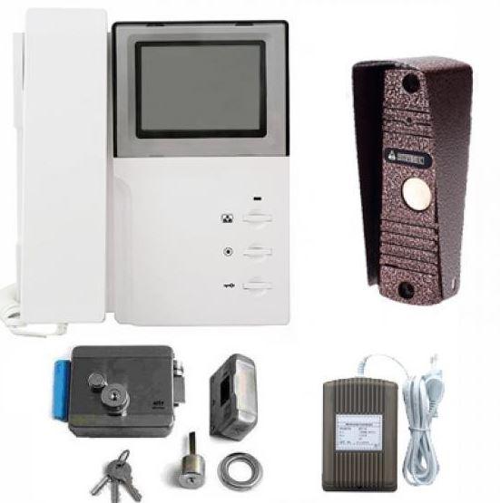 Комплектация домофона для использования в частном доме