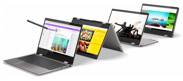Тонкий трансформер Yoga 720 от Lenovo