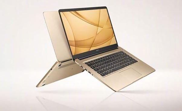Ноутбуки Huawei MateBook D оснащены процессорами Интел Core i7-8550U и i5-8250U