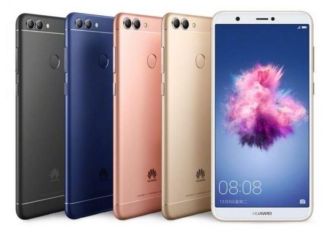 Безрамочный смартфон Huawei Enjoy 7s анонсирован в Китае