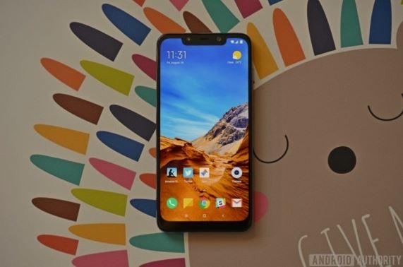 Ещё одна новинка от Xiaomi – смартфон Pocophone F1