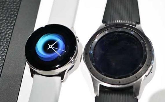 Интересные функции Galaxy Watch Active и Fit/Fit e