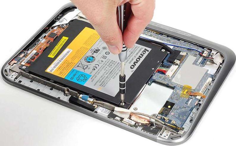 Качественный ремонт планшетов для людей