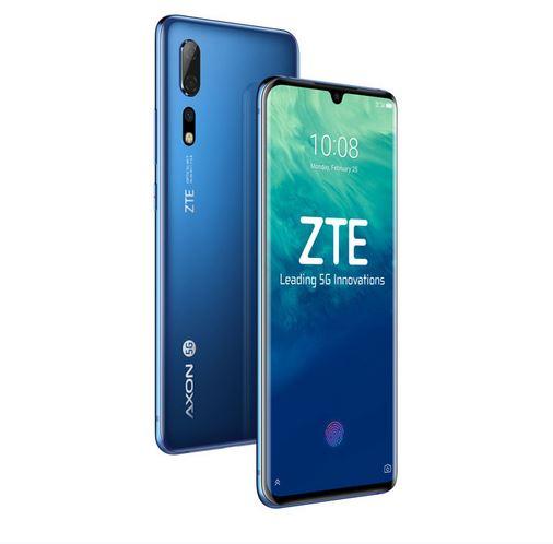 Дебютировал ZTE Axon 10 Pro 5G с тройной камерой