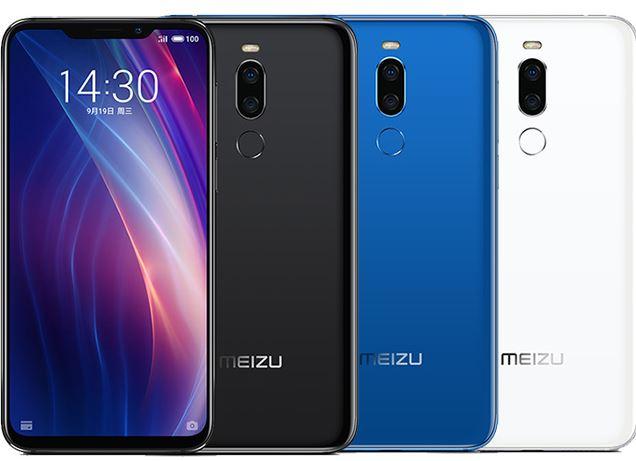Смартфон Meizu X8