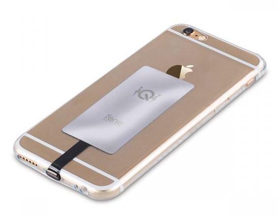 Как можно добавить для Apple iPhone беспроводную зарядку