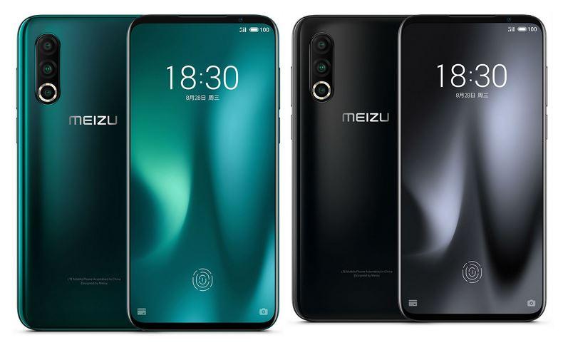 Meizu представили новый флагман 16s Pro