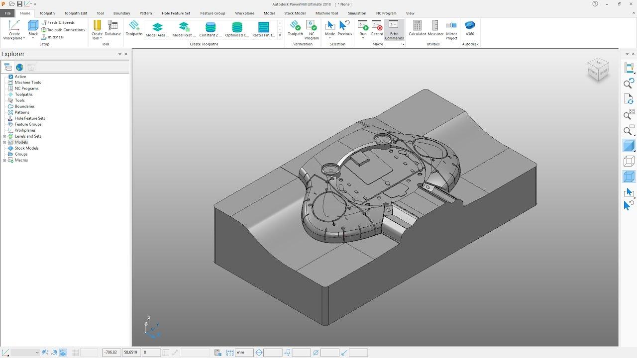 Что умеет Autodesk PowerMILL