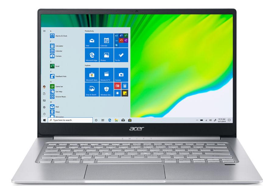 Ноутбуки Acer Swift завоевывают популярность