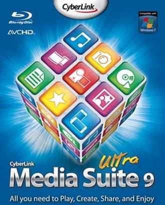 Выпущен CyberLink Media Suite 9