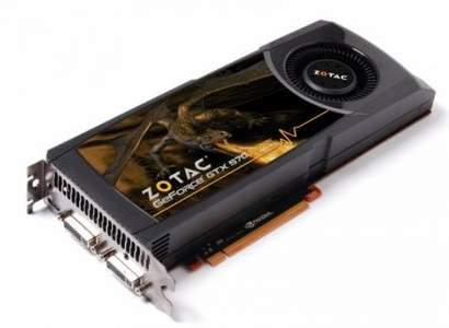 Видеокарта Zotac GTX 570 AMP! Edition