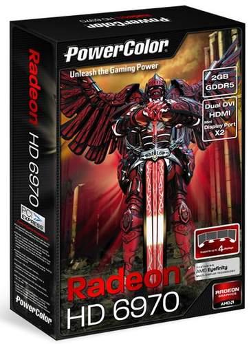 Видеокарта PowerColor HD 6970
