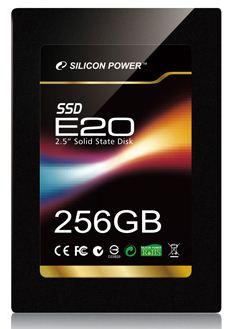 Диски SSD Silicon Power серии E20
