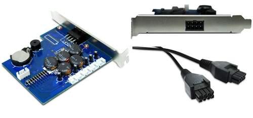 Плата и интерфейсный кабель Sentry LXE