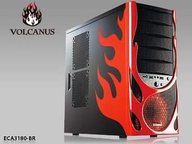 Корпус Volcanus от компании Enermax