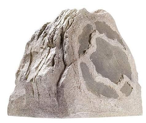 Беспроводные колонки Creative, замаскированные под камень