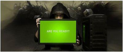 NVIDIA: Вы готовы?