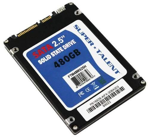 Твердотельный диск Super Talent MX UltraDrive 480 Гб