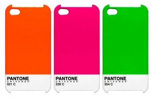 Чехол для iPhone 5 Pantone