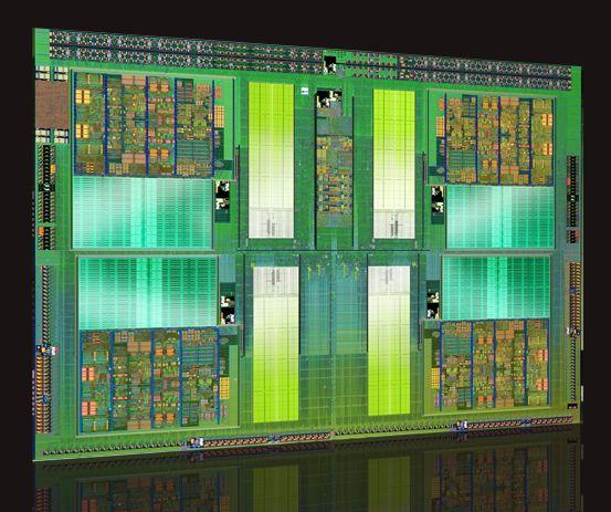 Архитектура процессора AMD FX-8150