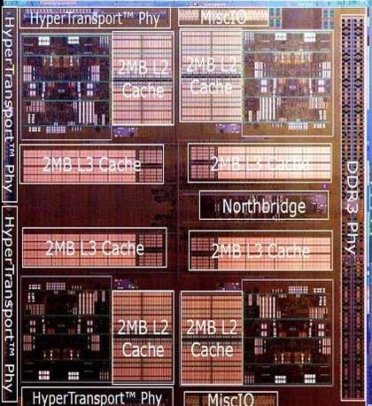 Архитектура AMD Bulldozer