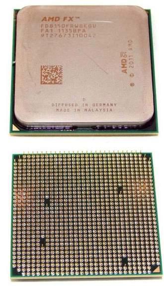 Обзор процессора AMD FX-8150
